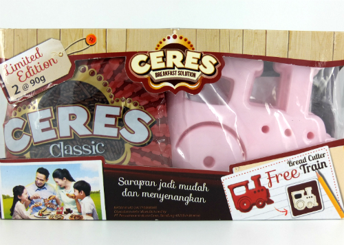review gratis Ceres Breakfast Solution (Limited Edition)