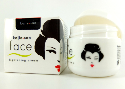 review gratis Kojie-San Face Lightening Cream