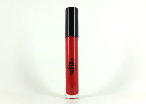 review gratis Polka Matteness Lip Lacquer Get In The Swing