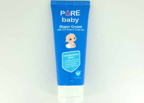 review gratis Pure Baby Diaper Cream