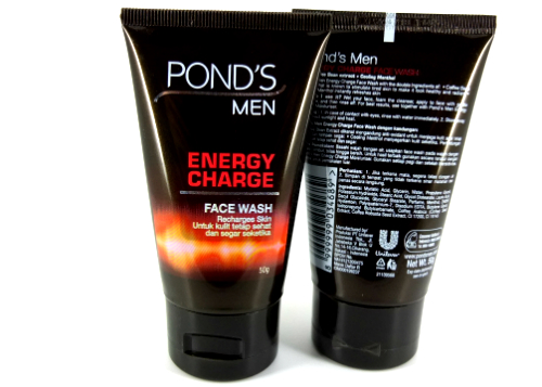 review gratis Pond's Men Energy Charge