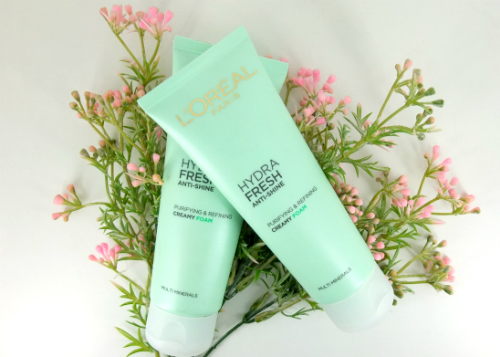 L'oreal Paris Hydrafresh Creamy Foam