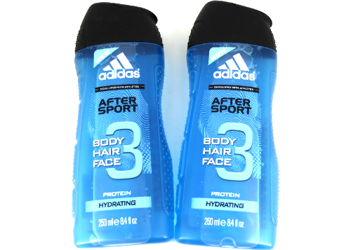 foto Adidas After Sport Body Hair Face