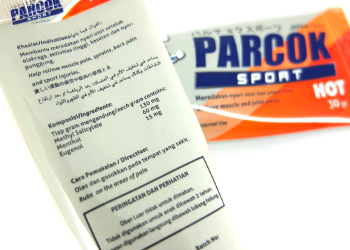 review gratis Parcok Sport Hot