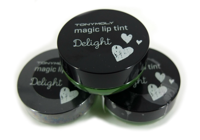 review gratis Tony Moly Delight Magic Lip Tint Green Apple
