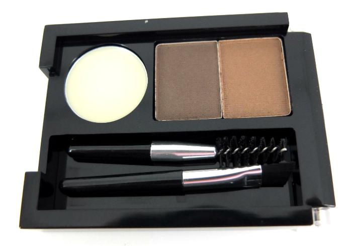 review gratis Nyx Eyebrow Cake Powder Brunette