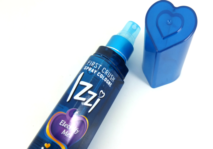 review gratis Izzi First Crush Spray Cologne