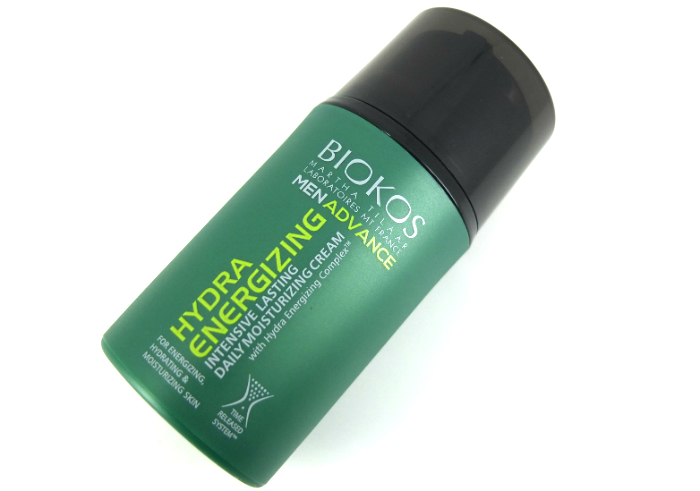 review gratis Biokos Men Advance Hydra Energizing Daily Moisturizing Cream