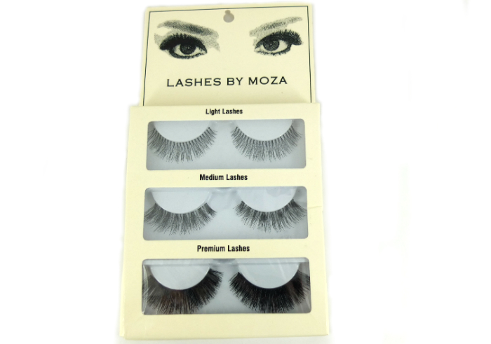 review gratis Lashes By Moza