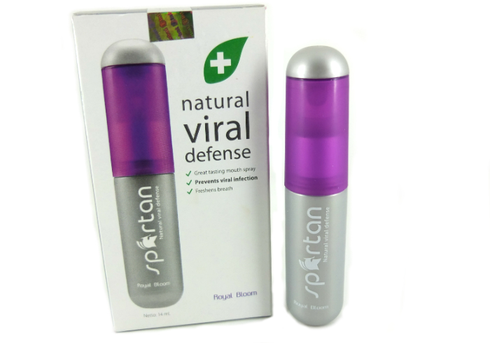 Spartan Natural Viral Defense