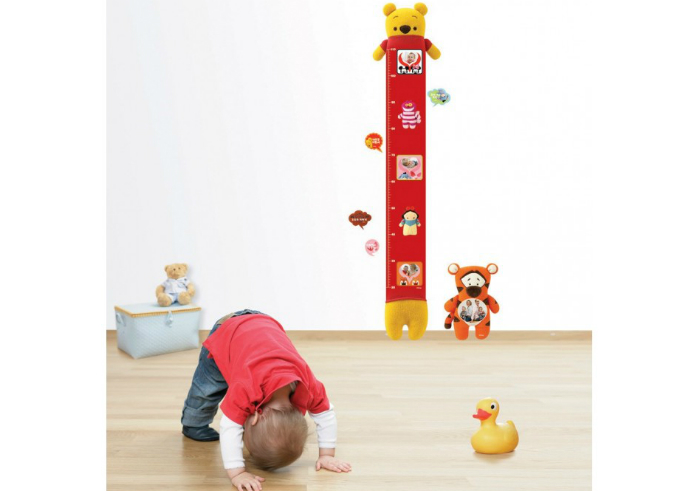 review gratis Stiker Dinding Tall Pooh Interior DIY