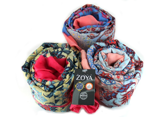 Zoya Kerudung Evita