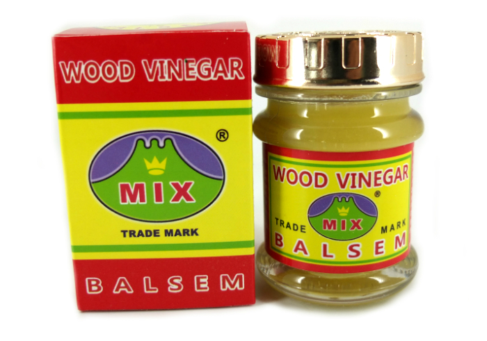 foto Wood Vinegar Mix Balsem untuk Redakan Gejala Rematik dan Asam Urat