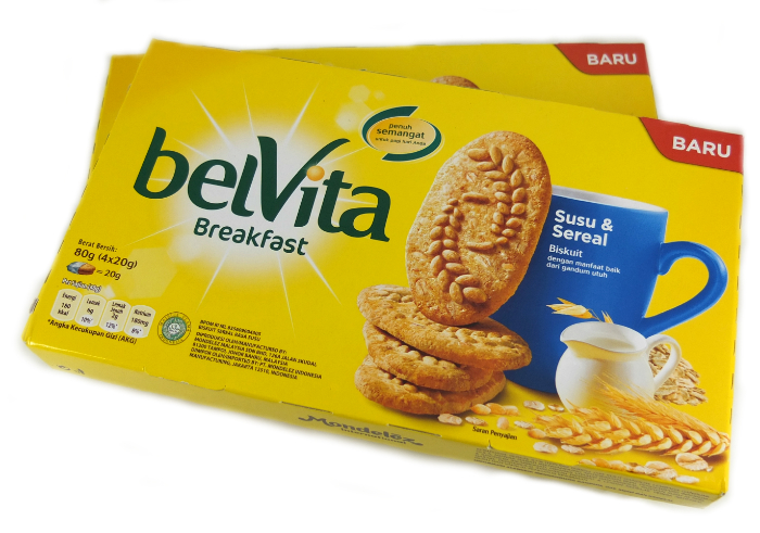 review gratis Biskuit Belvita Breakfast