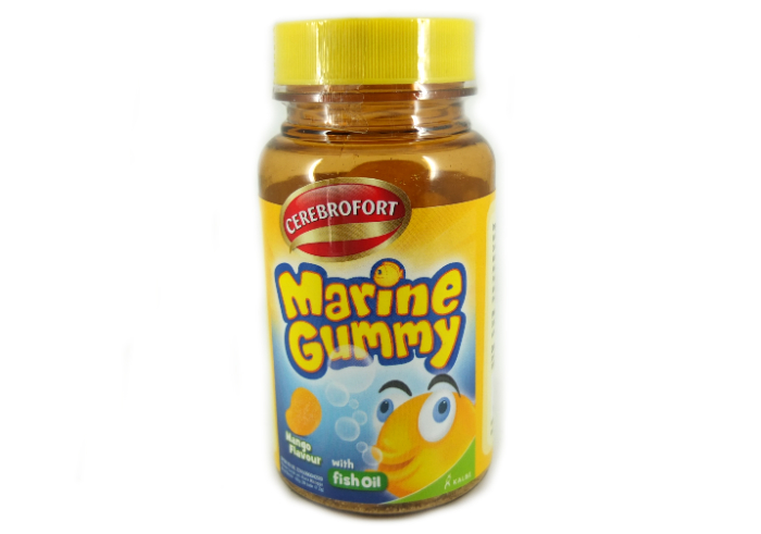 Cerebrofort Marine Gummy Mango