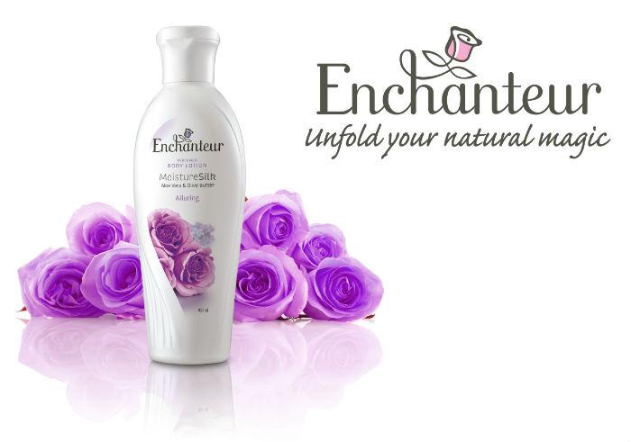 review gratis Enchanteur Perfumed Body Lotion