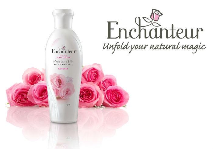 gambar Enchanteur Perfumed Body Lotion gratis