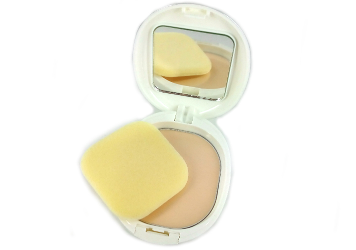 review gratis Bedak Padat Pigeon Teens Compact Powder Yellow