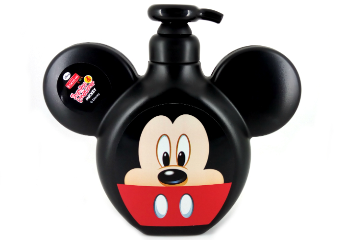 gambar Eskulin Kids Shampoo & Conditioner Mickey gratis