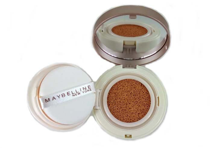 review gratis Maybelline Super BB Cushion Natural