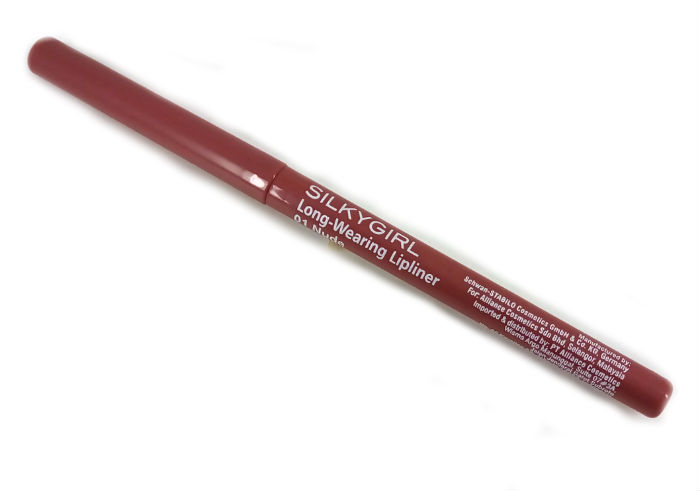 Silky Girl Long Wearing Lipliner Nude
