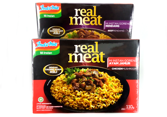 picture of Mie Instan Indomie Real Meat