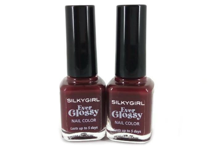 gambar Silky Girl Ever Glossy Nail Color Royal Ruby gratis