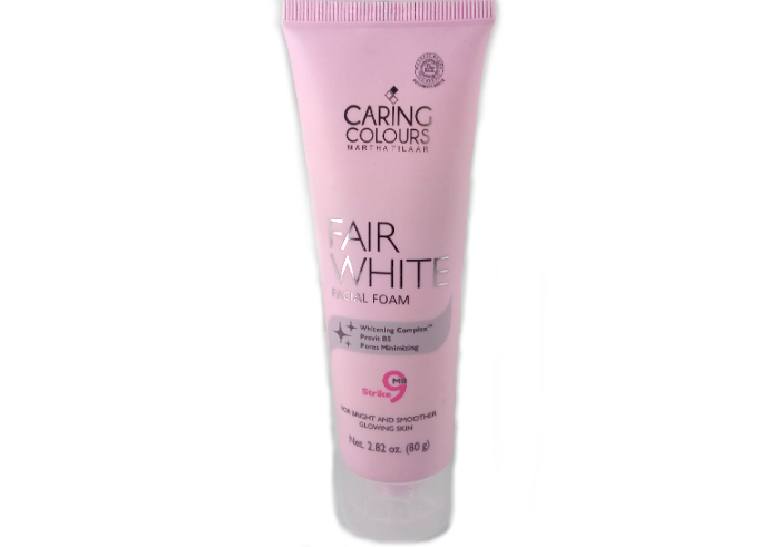 picture of Caring Colours Fair White Facial Foam