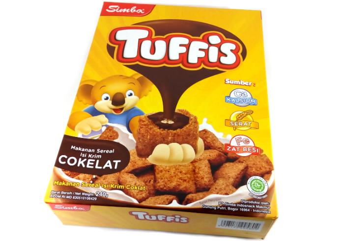 Sereal Simba Tuffis Cokelat