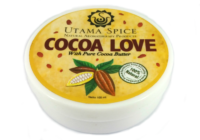 review gratis Utama Spice Cocoa Love Body Butter