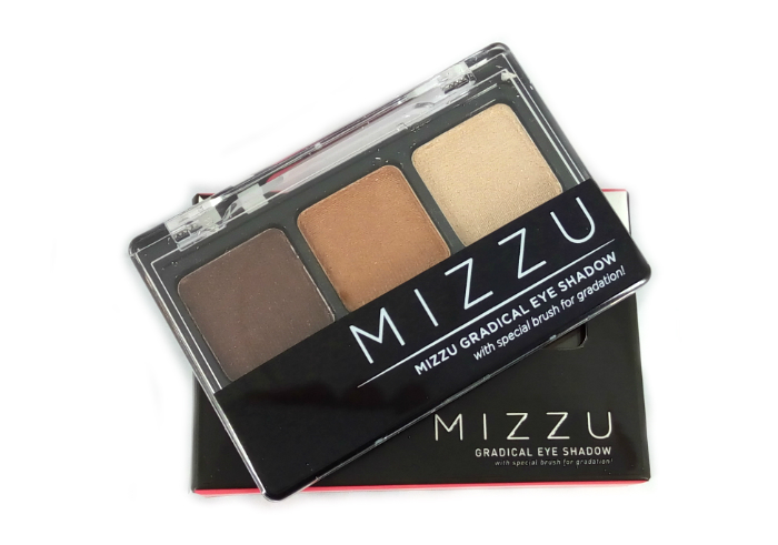 Mizzu Gradical Eye Shadow Coral Sand