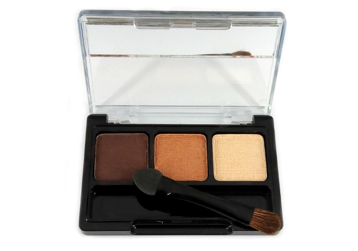 review gratis Mizzu Gradical Eye Shadow Coral Sand