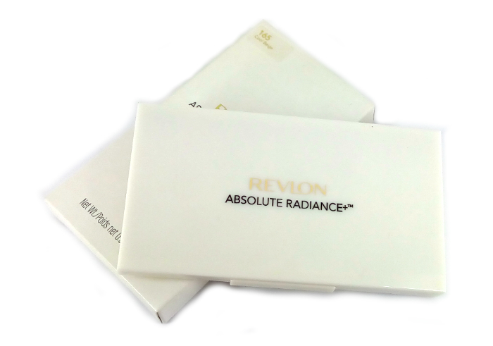 review gratis Revlon Absolute Radiance Two-Way Powder Foundation Cool Beige
