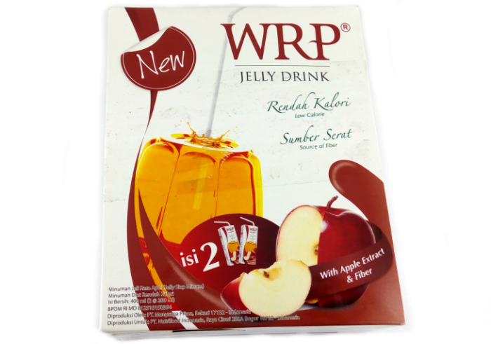 gambar WRP Jelly Drink With Apple Extract & Fiber gratis