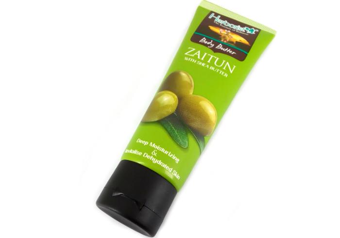 review gratis Herborist Body Butter Zaitun With Shea Butter