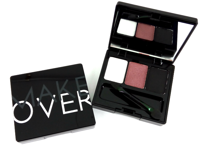 review gratis Make Over Trivia Eyeshadow Love at First Sight