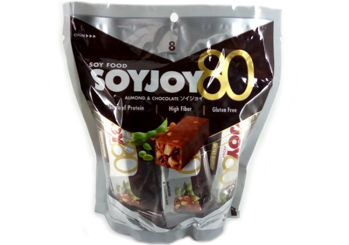 review gratis Snack Bar Soyjoy Almond & Chocolate