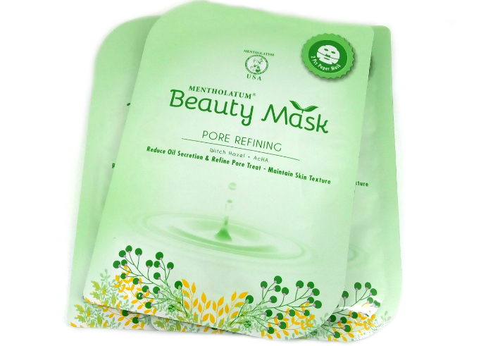 Beauty Mask Pore Refining