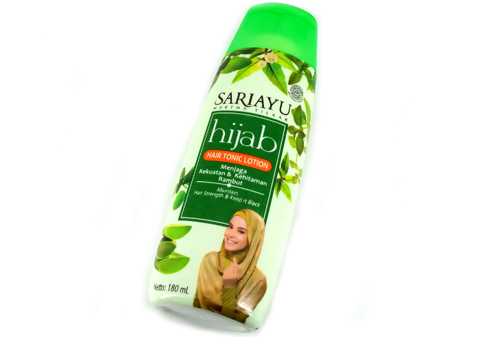 review gratis Sariayu Paket Hijab Hair Care Series