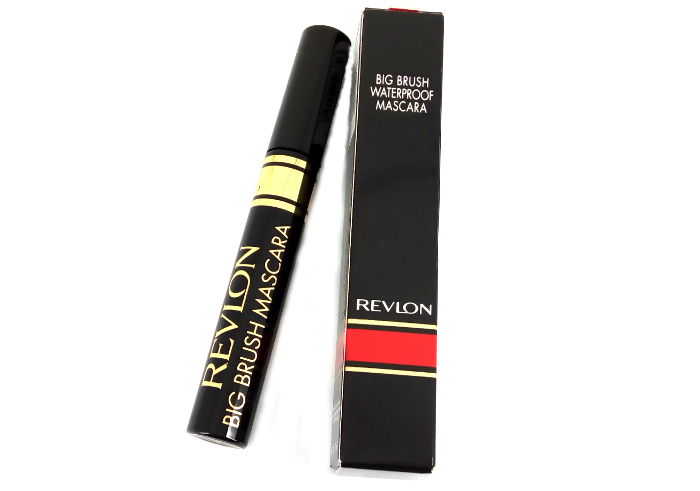 Revlon Big Brush Waterproof Mascara Black