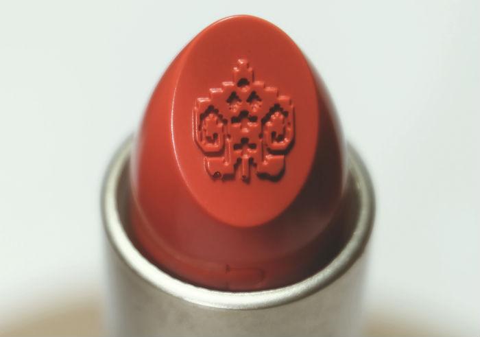 review gratis Sariayu Lipstick Toba 02