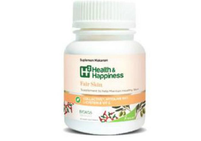 review gratis Rangkaian Perawatan Wajah H2 Health & Happiness