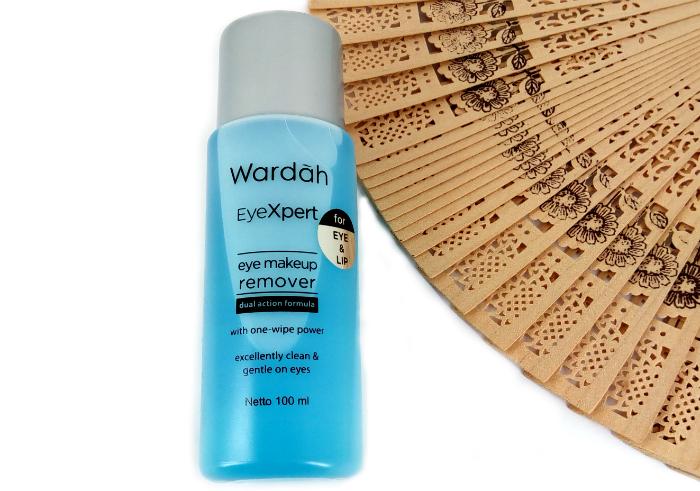 review gratis Wardah Eyexpert Eye Make Up Remover