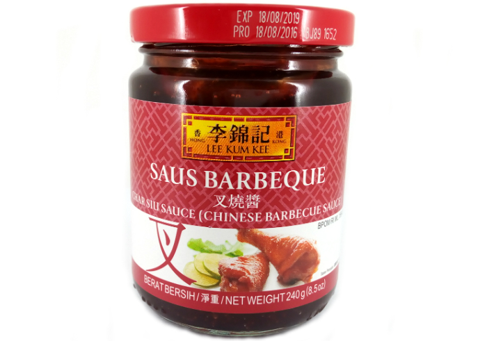 review gratis Lee Kum Kee Saus Barbeque