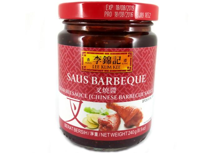 review gratis Lee Kum Kee Saus Barbeque