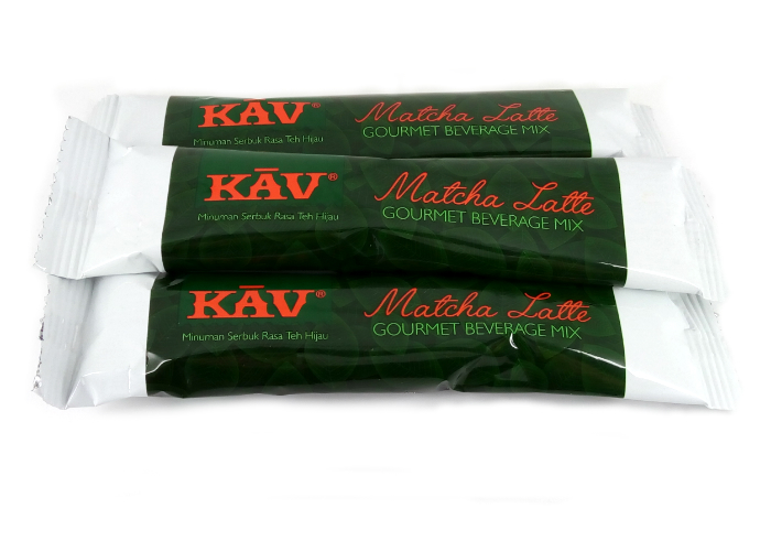 review gratis Kav Matcha Latte