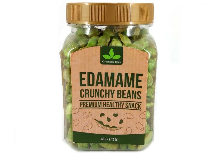 review gratis Greenerie Bites Edamame Crunchy Beans