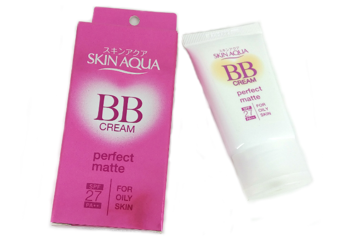 review gratis Skin Aqua BB Cream Perfect Matte