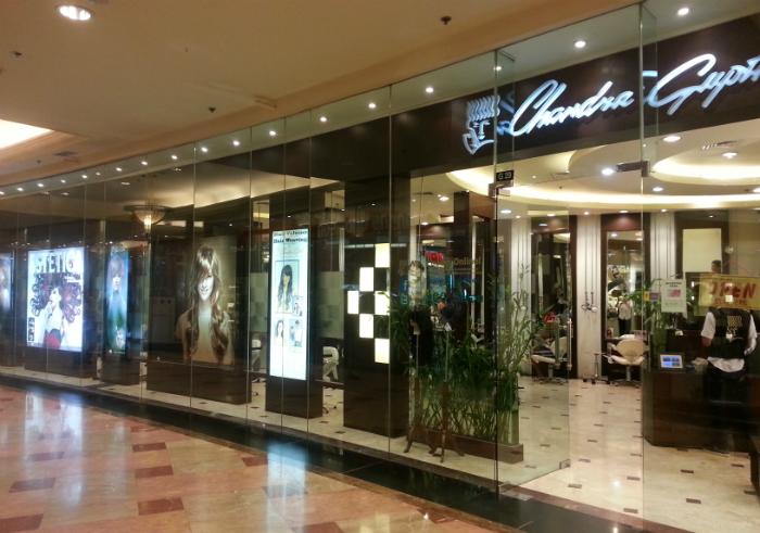 review gratis Chandra Gupta Hair & Beauty Salon