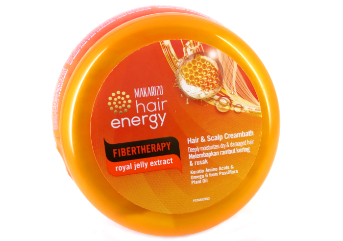 review gratis Makarizo Hair Energy Fibertherapy Royal Jelly Extract